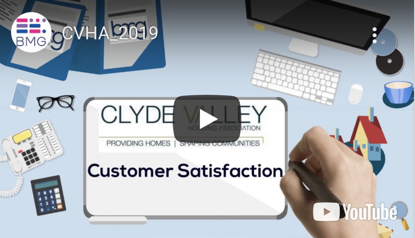 Clyde Valley Housing - Customer Satisfaction Video