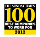 Sunday Times Best 2012